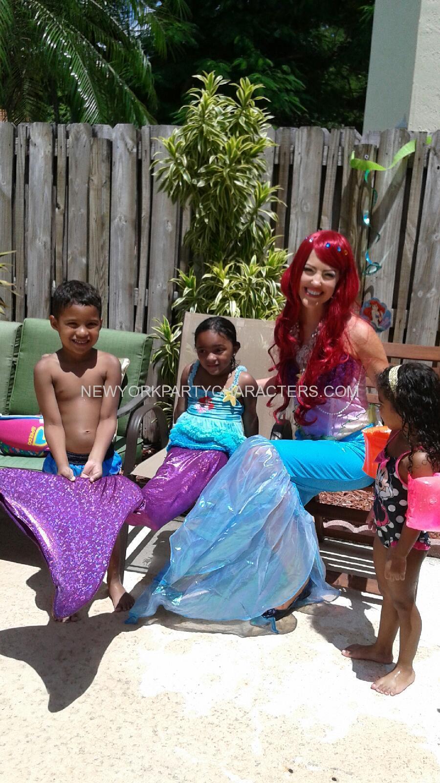 princess Ariel NY