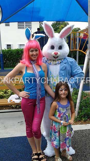 Easter Bunny NY