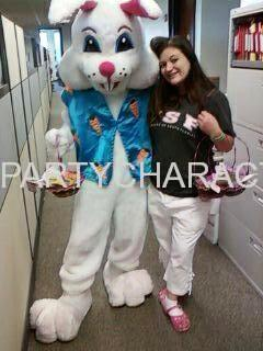 Easter Bunny NYC