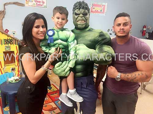 Hulk new york