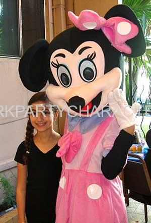 Minnie Mouse New York