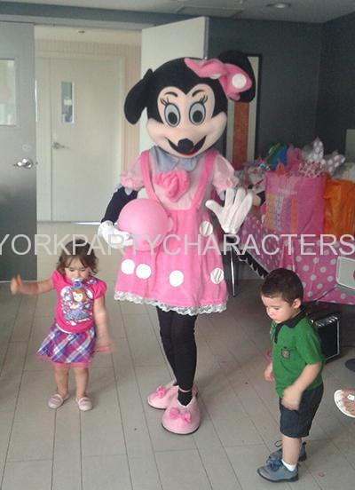 Minnie Mouse NYC