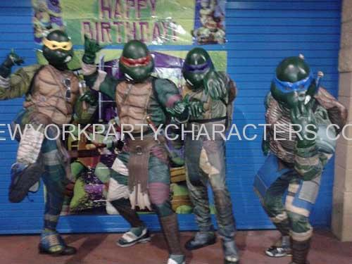 Ninja Turtles NYC