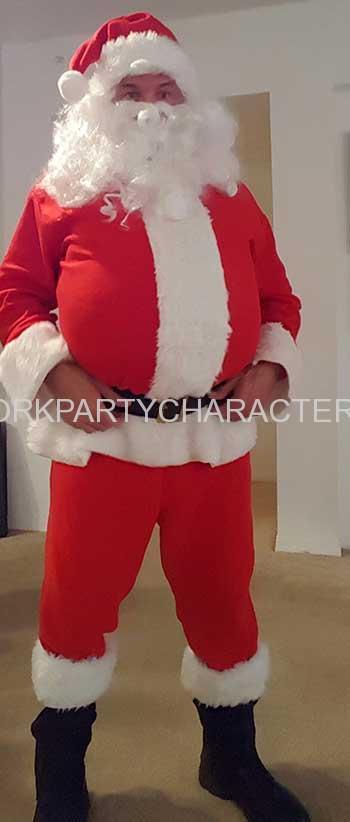 Santa Claus Character Party