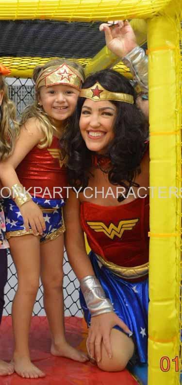 Wonder Woman new york