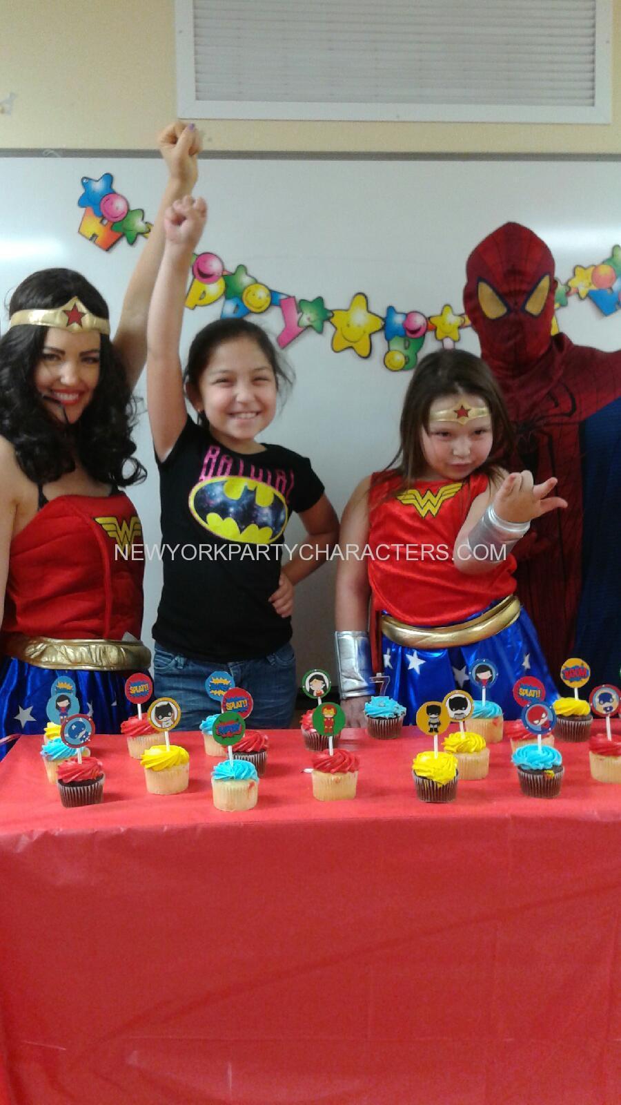 Wonder Woman nyc