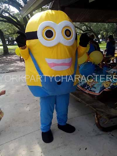minion costume party