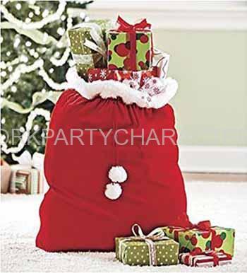 Rent a Santa claus