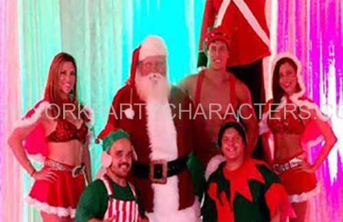 Rent a Santa NYC