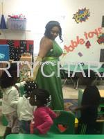 Princess Tiana Party