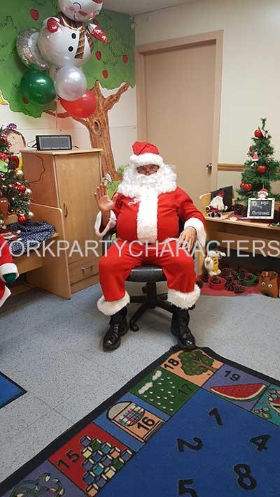 Santa Claus Character Party NYC