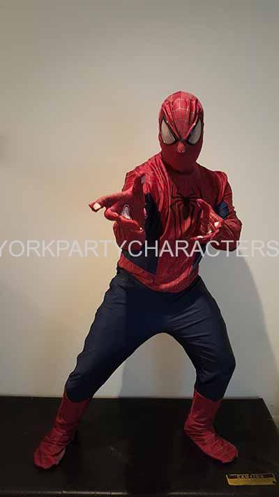 spider man nyc