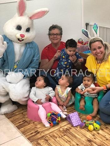 Easter Bunny Character Hire NY