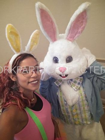 Hire Easter Bunny NYC